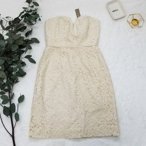 J.crew size 0 lace dress